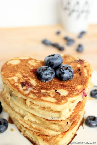 Blueberry Pancakes5