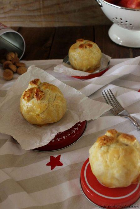 Rezept für Bratäpfel im Pieteig Blog Hey Foodsister