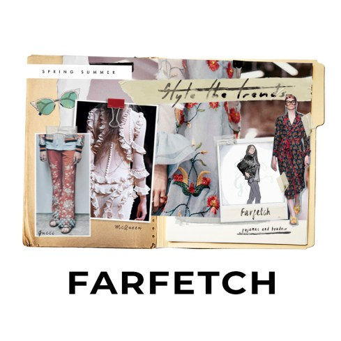 Collages for Style The Trend by Farfetch