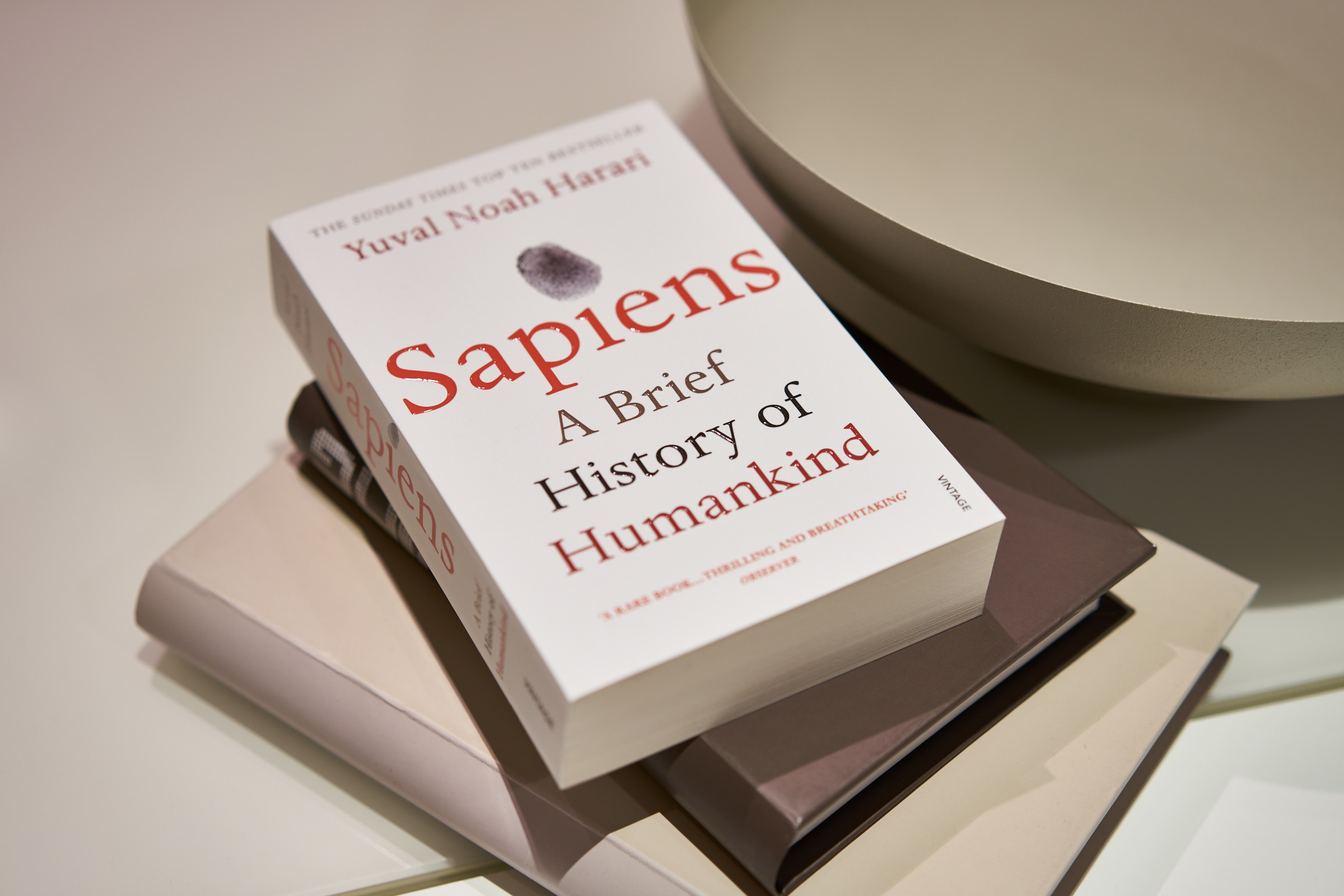 Book Club: Sapiens — A Brief History of Humankind - HEY GENTS