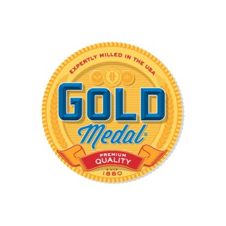 Creative & Art Direction - Gold Medal Flour (brand recipes, product photography for packaging, social & website creative.)