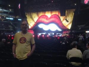 Stones concert