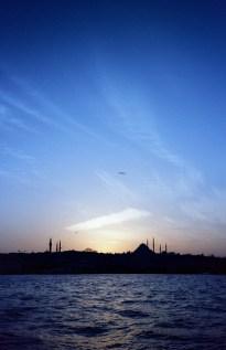Istanbul at twilight