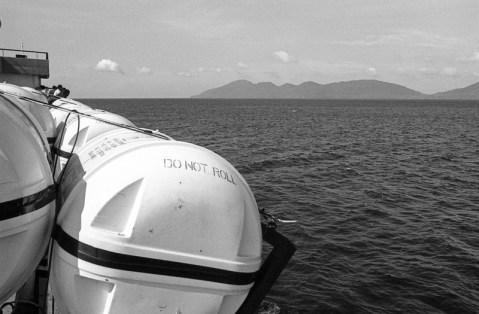Approaching Weh Island