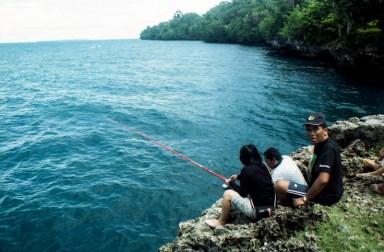 Barito fishing site #1