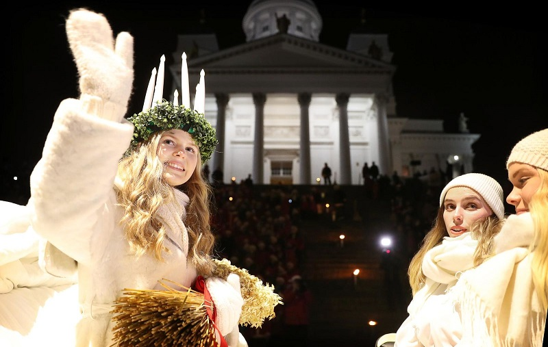 Finland – Santa Lucia's Day