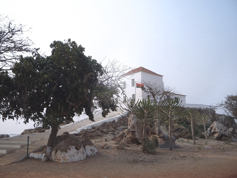 Luanda, Angola, National Museum of Slavery, tourism, trips, travel, tour in Luanda, Morro das Cruzes