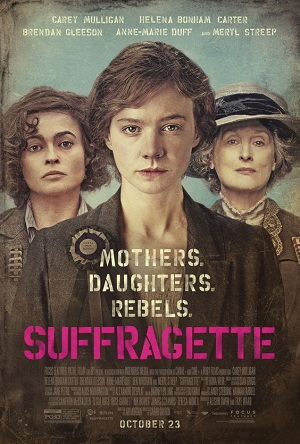 suffragette, meryl streep, emmeline pankhurst, women empowerment, feminist, movie, film, international women's day, women, woman, equal rights, gender equality