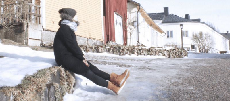 Finland – 2 Days in Porvoo During Winter