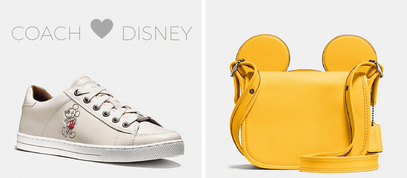 Coach x Disney New Collection