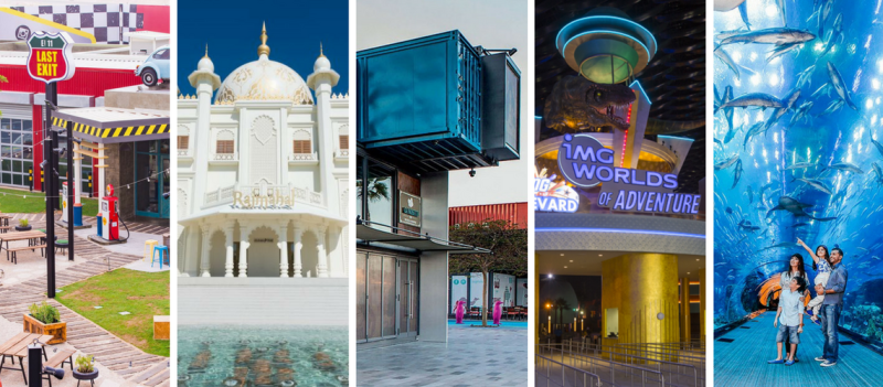 11 Different Attractions to Visit in Dubai
