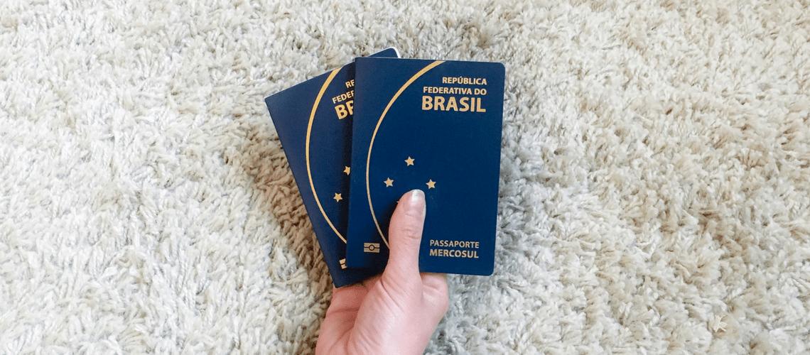 Como Tirar o Passaporte Brasileiro