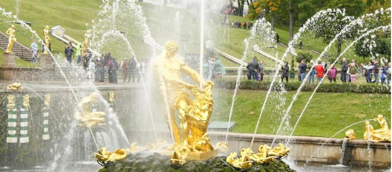 5 Atrações em São Petersburgo