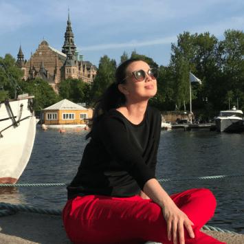 Museu do Vasa e o Restaurante Viking em Estocolmo