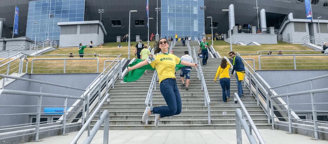 Especial Copa do Mundo da Rússia – Jogo do Brasil