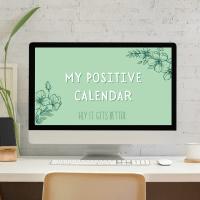 HIGB Positivity Calendar