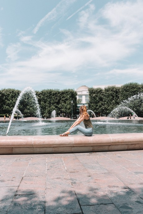 10 Instagram Worthy Spots in Washington DC -that you've never heard of | Hey It's Camille Grey