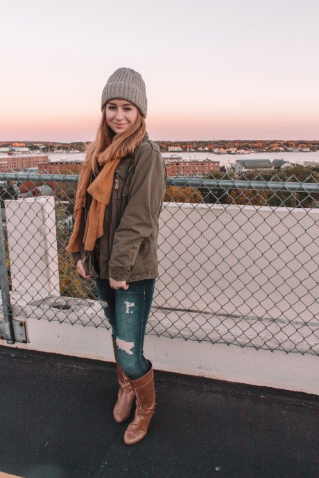 13 Fall Looks: October Instagram Round Up | Hey It's Camille Grey #fallfashion #fall #fashion #instagram #instagramroundup