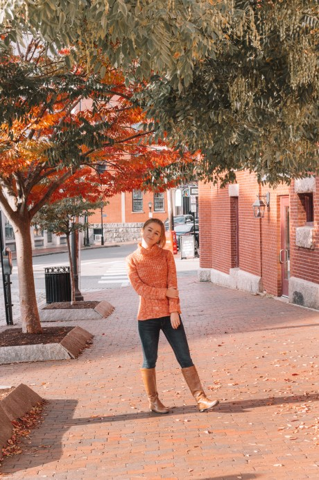 3 Fall Basics That You Need in Your Closet | Hey It's Camille Grey #fall #fallbasics #blogtober #fashion #fallfashion