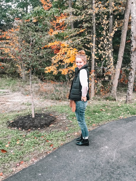 Old Navy Fall Sale Items (all under $40) | Hey It's Camille Grey #fallsale #oldnavy #falloutfits #fallclothing