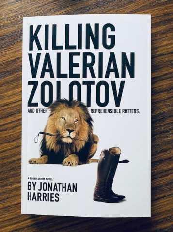 Novel by Jonathan Harries