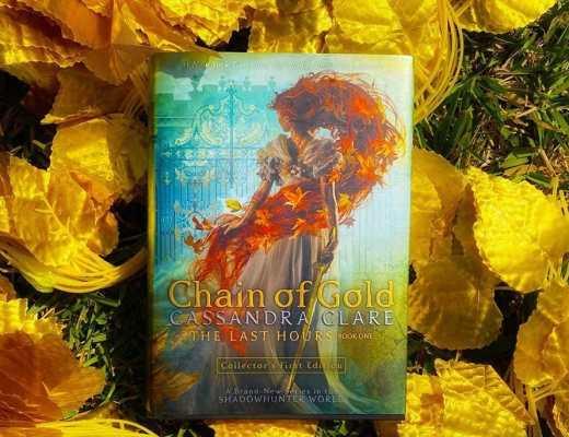 Novel by Cassandra Clare