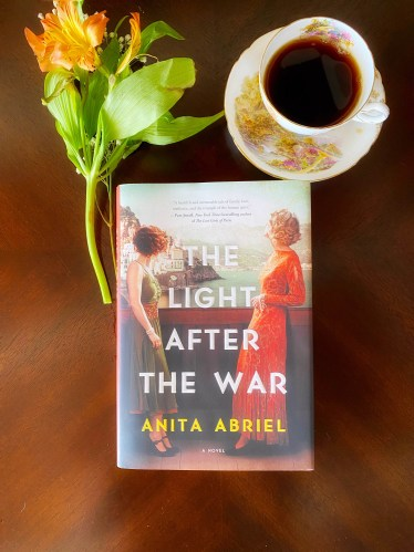 Historial Fiction Novel by Anita Abriel