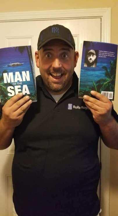 Author Nathan Kippley