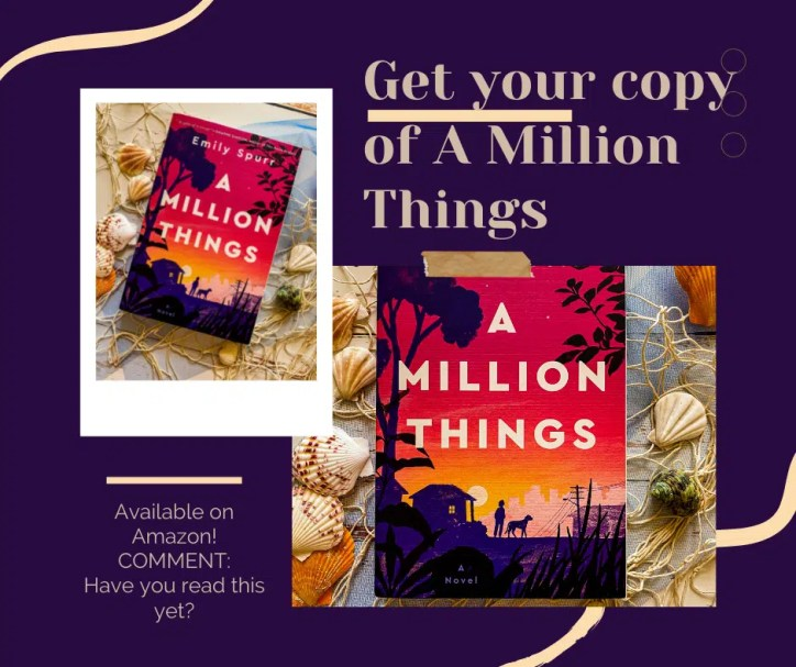 A-Million-Things-by-Emily-Spurr-Book-Review