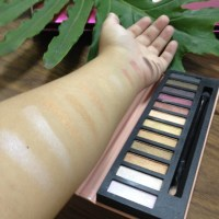 LET'S REVIEW: Bobbie Cosmetics; Into the Nude eye shadow pallet