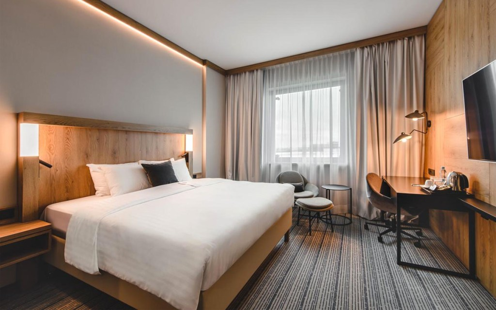 Courtyard by Marriott Warsaw Airport | luxury hotels near Warsaw Chopin Airport