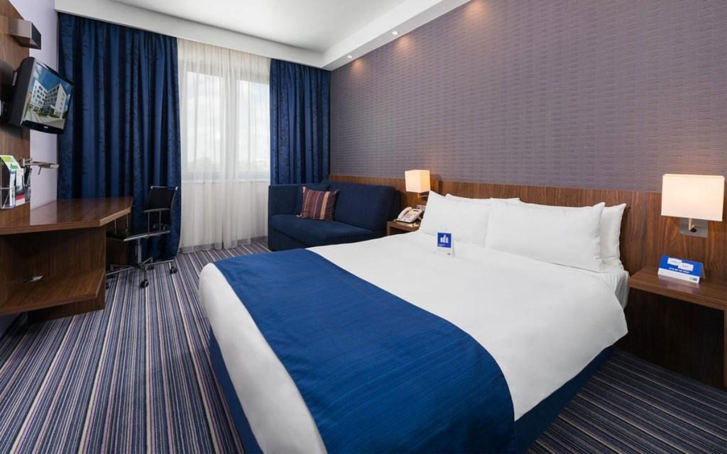 Holiday Inn Express Warsaw Airport | cheap hotels near Warsaw Airport