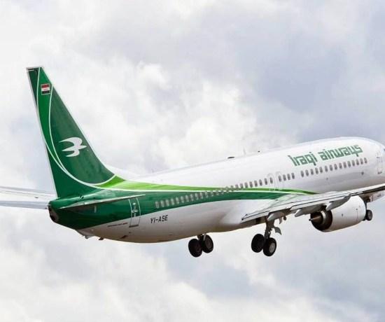 Iraqi Airways B737-8