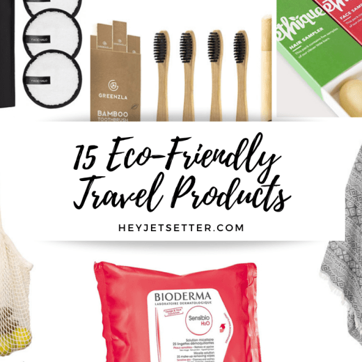 Best Eco-Friendly Travel Products