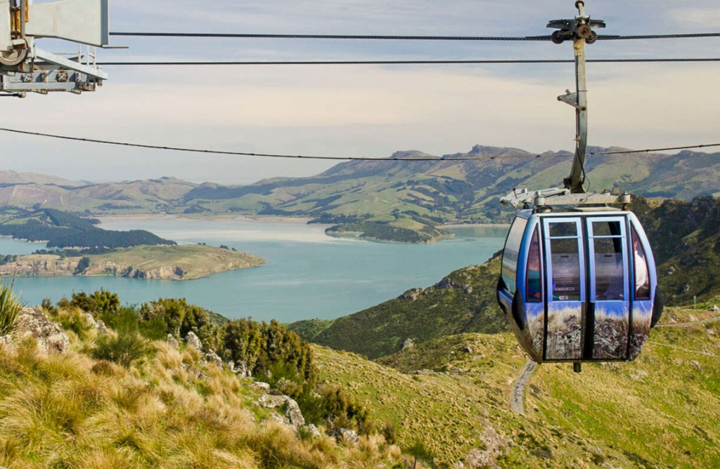 Take a Gondola Ride up Port Hill | 48 Hours in Christchurch, New Zealand | What to see and do in Christchurch, New Zealand