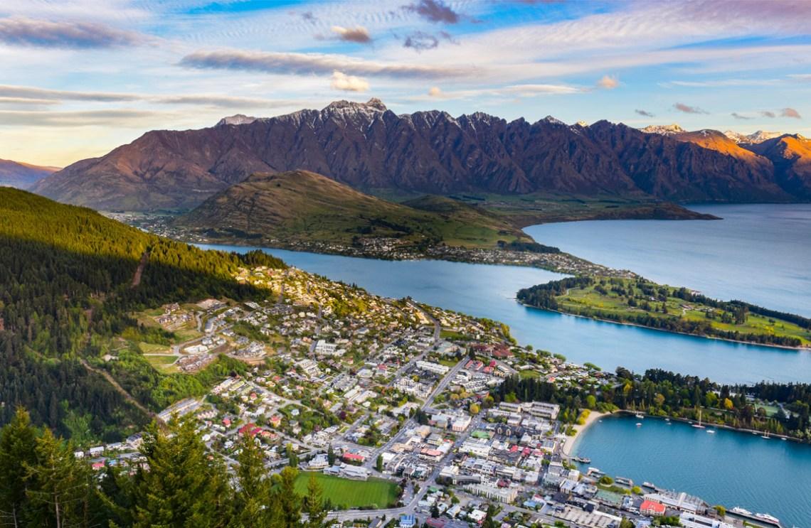 View of Queenstown, New Zealand   48 Hours in Queenstown   What do see and do in Queenstown