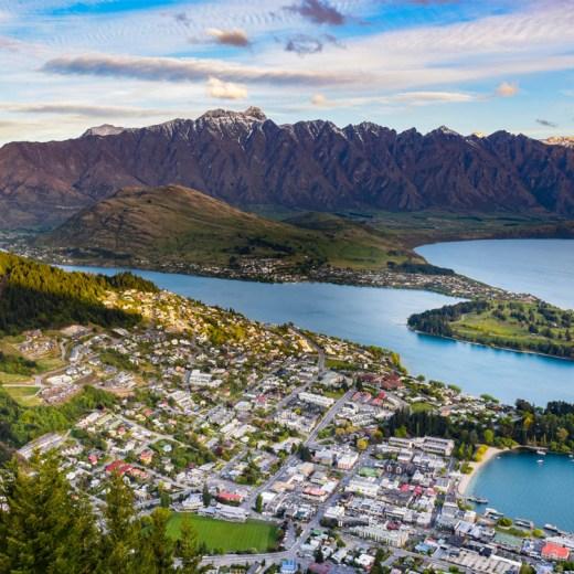 View of Queenstown, New Zealand | 48 Hours in Queenstown | What do see and do in Queenstown