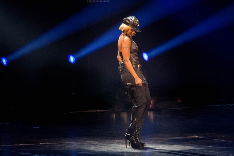 Mary J. Blige, Baltimore