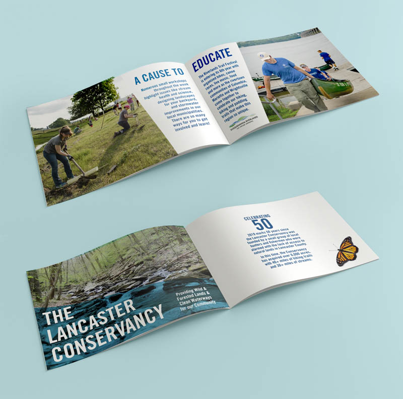 Lancaster Conservancy's Water Week Booklet, 2019