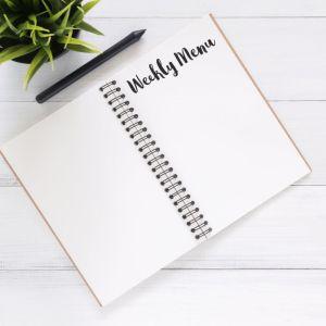 Creating Our Weekly Menu