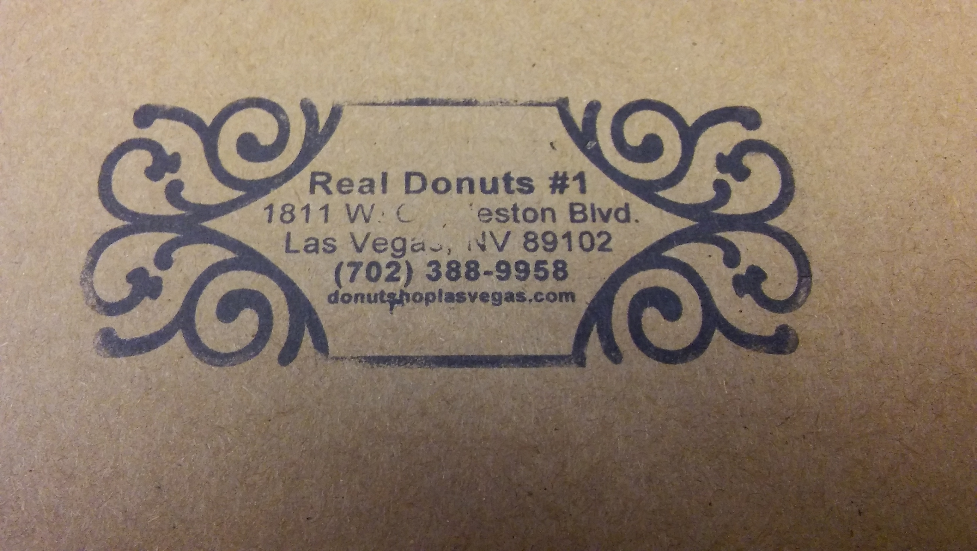 Heykip.com Real donuts