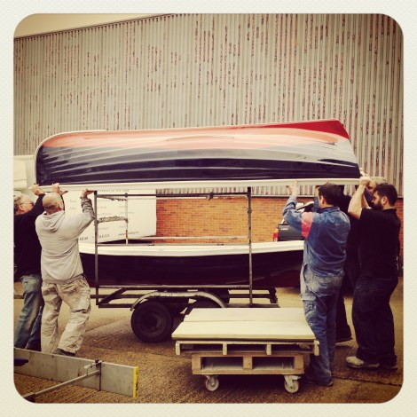 Heyland Boats - April 2015 News