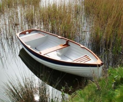 Heyland Duchess Rowing Boat