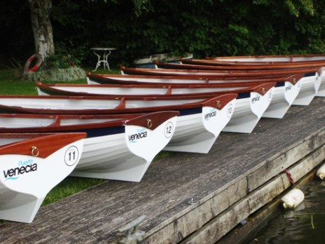 Heyland Duchess Rowing Boat10