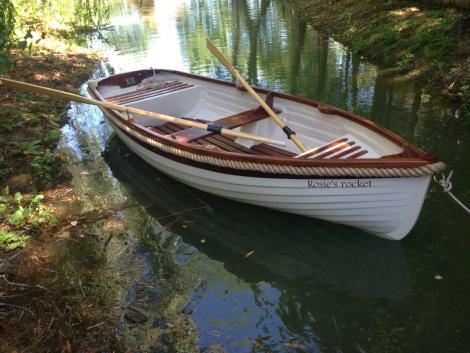 Heyland Duchess Rowing Boat24