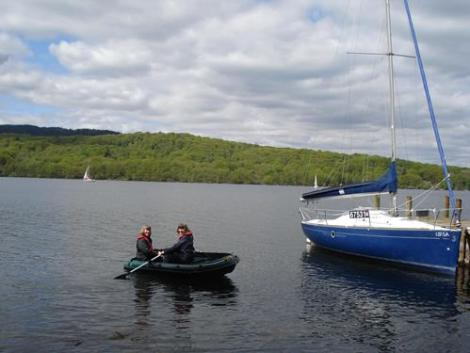 Heyland Neptune 250 Rowing Boat16