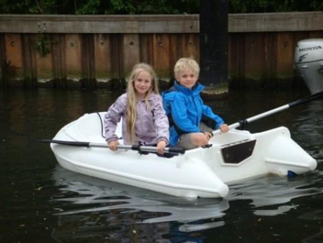 Heyland Neptune Pond Boat