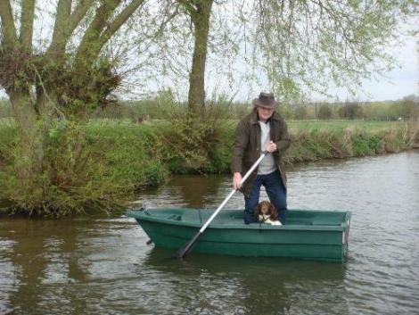 Heyland Sturdy 250 Rowing Boat4