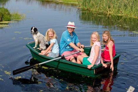 Heyland Sturdy 250 Rowing Boat9