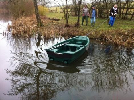 Heyland Sturdy 320 Rowing Boat11